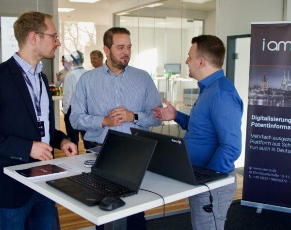 IamIP digital conference 2021 - 2